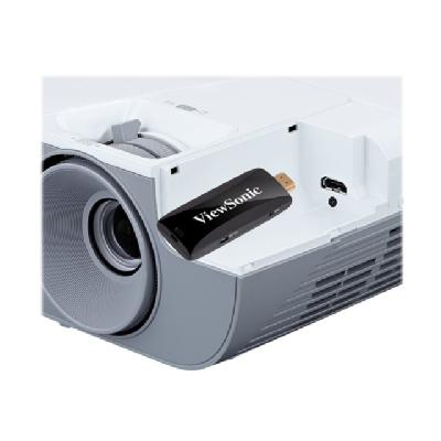 ViewSonic LightStream PJD6252L - DLP projector - portable - 3D - LAN (Americas) 00lm  Networkable  PortAll  Su perColor  SonicExper
