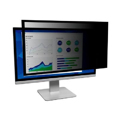 "3M Framed Privacy Filter for 20"" Widescreen Monitor - display privacy filter - 20"" wide 0.0in Widescreen Monitor"