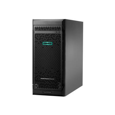 HPE ProLiant ML110 Gen10 Performance - tower - Xeon Silver 4208 2.1 GHz - 16 GB - no HDD (Region: Latin America, United States)  SYST