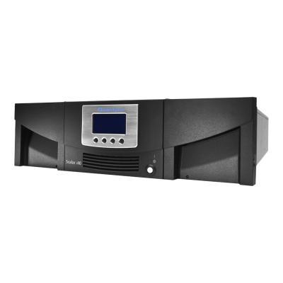 Quantum Scalar i40 with IBM tape drives - tape library - LTO Ultrium - SAS-2  DRIVES 25 SLOTS 6GB