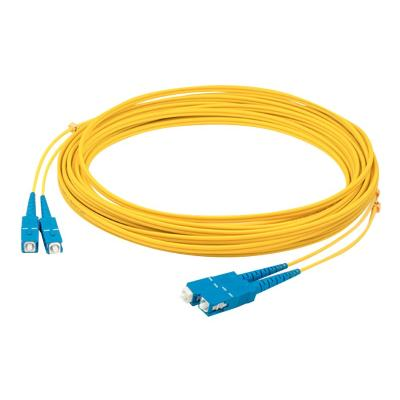 AddOn 1m SC OS1 Yellow Patch Cable - patch cable - 1 m  CABL