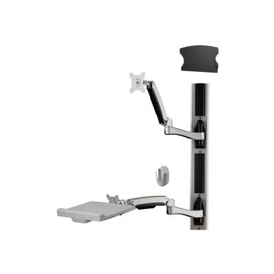 Amer AMR1AWSV3 - mounting kit ll Mount System with Extended Display Arm