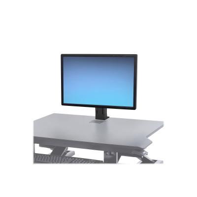 Ergotron WorkFit Single LD Monitor Kit - mounting kit - for LCD display  ERGOTRON