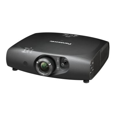 Panasonic PT-RW430UK - DLP projector - zoom lens - 3D - LAN