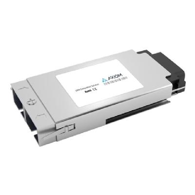 Axiom - GBIC transceiver module - Gigabit Ethernet, 2Gb Fibre Channel /2G FC  Violet for Cisco # CWD M-GBIC-1490 Life Tim