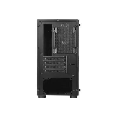 Thermaltake Versa H18 TG - tower - micro ATX mpered Glassx1