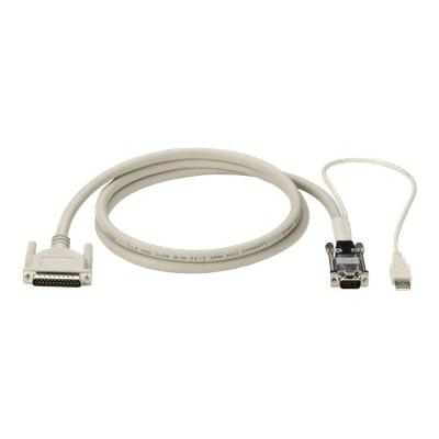 Black Box keyboard / video / mouse (KVM) cable - 10.6 m 35-ft. 10.6-m