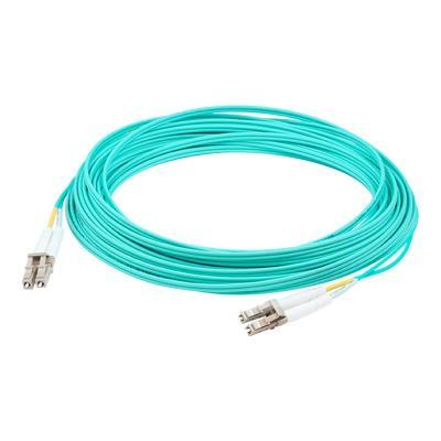 AddOn 2m LC to ST OM4 Aqua Patch Cable - patch cable - 2 m - aqua  CABL