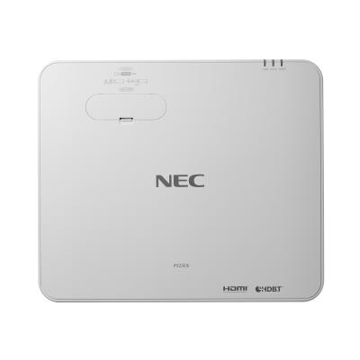 NEC NP-P605UL - LCD projector - zoom lens ght Source  20 000 hours light  source life  Entry