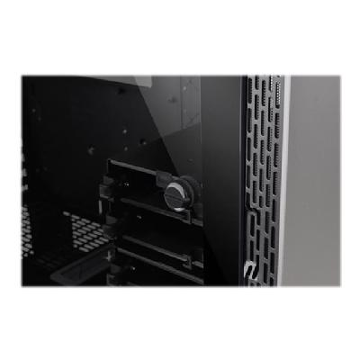 Thermaltake A500 Aluminum TG - Tempered Glass Edition - tower - ATX Tempered Glassx2/Standard 120m m Fanx3