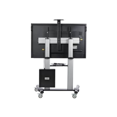 """Tripp Lite Mobile Interactive Display with Heavy-Duty Stand and Lithium-Ion Battery System, 4K, 65 in. 65"""" écran plat LCD - 4K  ACCS"""