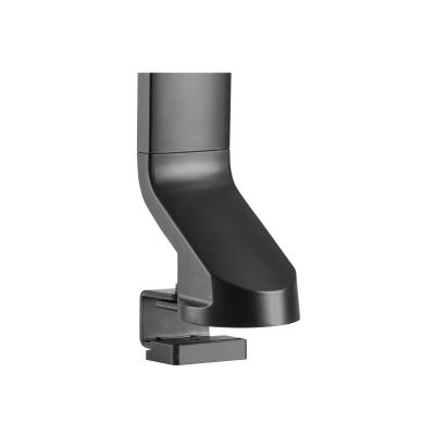 """Tripp Lite Dual-Display Monitor Arm with Desk Clamp and Grommet - Height Adjustable, 17"""" to 27"""" Monitors - mounting kit"""
