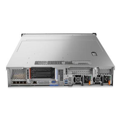 Lenovo ThinkSystem SR650 - rack-mountable - Xeon Silver 4216 2.1 GHz - 32 GB - no HDD (Region: North America)  SYST