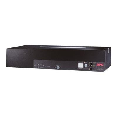 APC Rack Automatic Transfer Switch - redundant switch  PERP