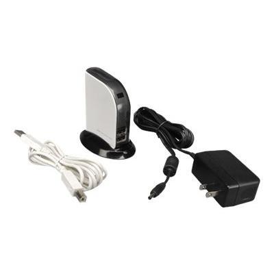 Tripp Lite 7-Port USB 2.0 Hi-Speed Hub Compact Desktop Mobile Tower - hub - 7 ports  PERP