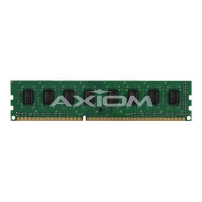 Axiom AX - DDR3L - 4 GB - DIMM 240-pin - unbuffered O/0C19499
