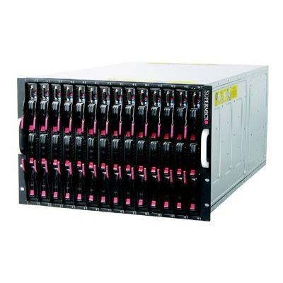 Supermicro SuperBlade SBE-714D-R48 - rack-mountable - 7U  ENCL