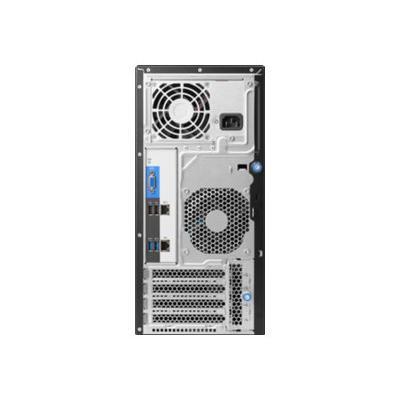HPE ProLiant ML30 Gen9 Base - rack-mountable - Xeon E3-1220V5 3 GHz - 4 GB - no HDD (Region: United States) GSYST