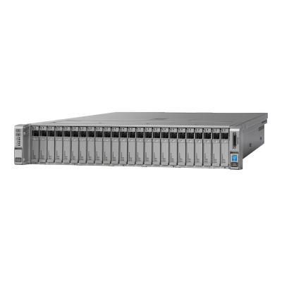 Cisco UCS SmartPlay Select C240 M4 Standard 1 - rack-mountable - Xeon E5-2630V3 2.4 GHz - 128 GB - no HDD  SYST
