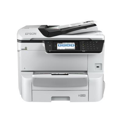 Epson WorkForce Pro WF-C8690 - multifunction printer - color FP Printer w/Wi-Fi