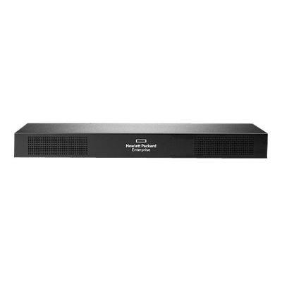 HPE 1x1x8 G4 KVM IP console switch - commutateur KVM - 8 ports - Montable sur rack  PERP