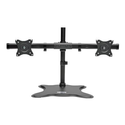 "Tripp Lite Dual-Monitor TV Desktop Display Mount Stand Full Motion 13""- 27"" Flat Screen Displays - stand (full-motion)  DT DISP"