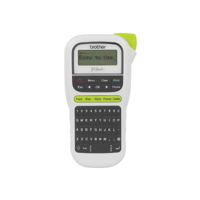 Brother P-Touch PT-H110 - labelmaker - B/W - thermal transfer (United States)