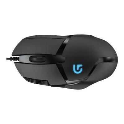 Logitech Hyperion Fury G402 - souris - USB ris