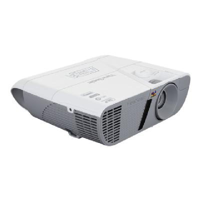 ViewSonic LightStream PJD7836HDL - DLP projector - portable - 3D L WHT LENS