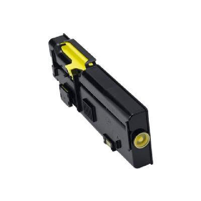 Dell - yellow - original - toner cartridge  TONR