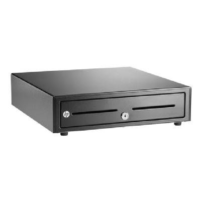 HP Standard Duty Cash Drawer - electronic cash drawer (English / United States) er - US currency
