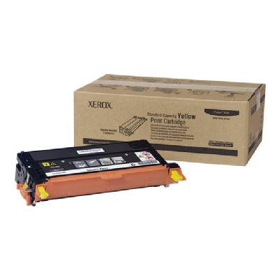Xerox Phaser 6180MFP - yellow - original - toner cartridge s - Phaser 6180MFP Phaser 6180  for Phaser 6180MFP
