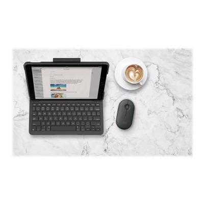 Logitech Pebble i345 - souris - Bluetooth - graphite Mouse for iPad-Graphite