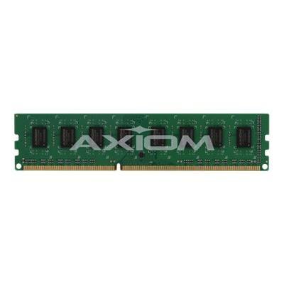 Axiom AX - DDR3 - 2 GB - DIMM 240-pin - unbuffered  # 45J5435