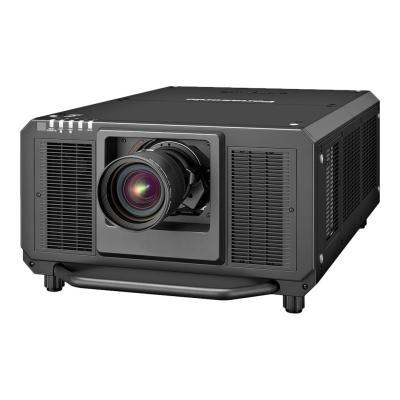 Panasonic PT-RS30KU - DLP projector - no lens - 3D - LAN  Brightness Solid Shine Laser Projector  184.5 lbs