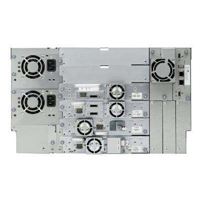 HPE StoreEver MSL6480 Scalable Base Module - tape library - no tape drives  PART