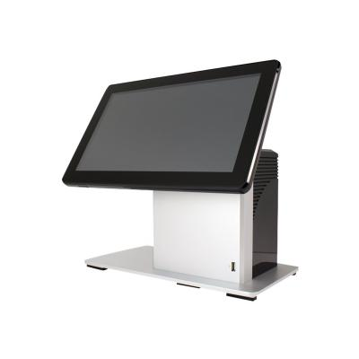 "POS-X ION TP5 - all-in-one - Celeron 2.4 GHz - 8 GB - SSD 60 GB - LED 14""  TERM"
