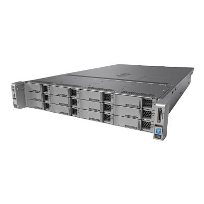 Cisco UCS SmartPlay Select C240 M4L Standard 1 - rack-mountable - Xeon E5-2630V4 2.2 GHz - 128 GB 4SYST