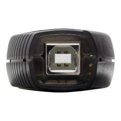 Tripp Lite Keyspan High Speed USB to Serial Adapter - serial adapter - USB - RS-232 (United States) - Keyspan  High-Speed (M/M)  D etachable Cable  TAA