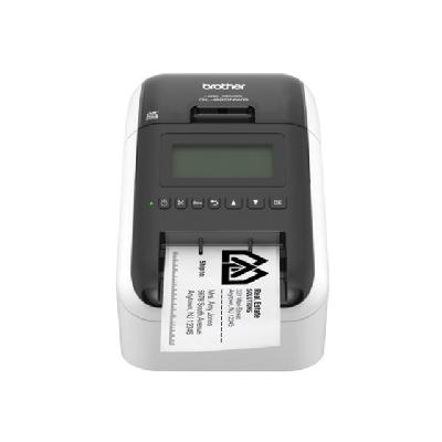 Brother QL-820NWB - label printer - monochrome - direct thermal (United States)  PERP