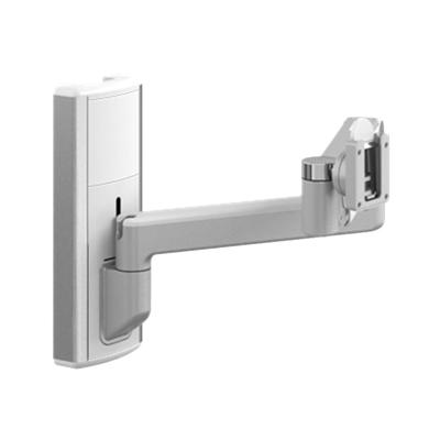 Humanscale V6 Wall Station - mounting kit tor: One 12 Straight Arm and O ne 12 Dynamic Arm -