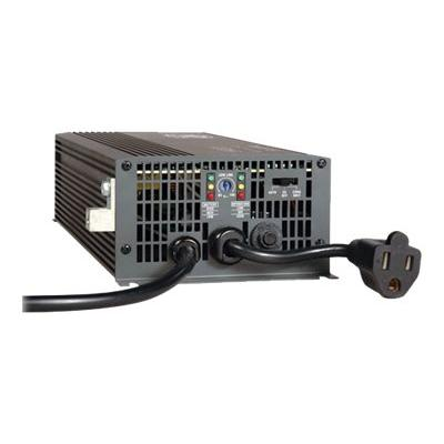 Tripp Lite 700W APS 12VDC 120V Inverter / Charger w/ Auto Transfer Switching ATS 1 Outlet - DC to AC power inverter + battery charger - 700 Watt