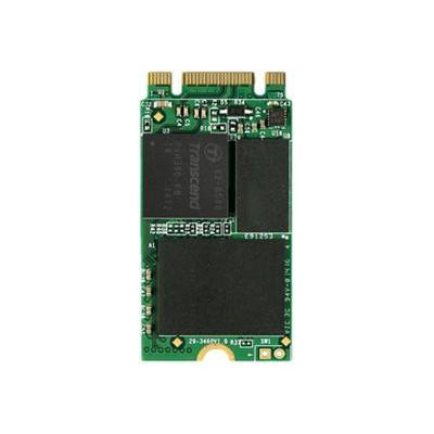 Transcend MTS405 - solid state drive - 16 GB - SATA 6Gb/s