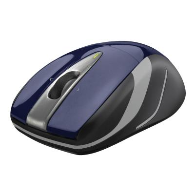 Logitech M525 - mouse - 2.4 GHz - blue WIRELESS MOUSE