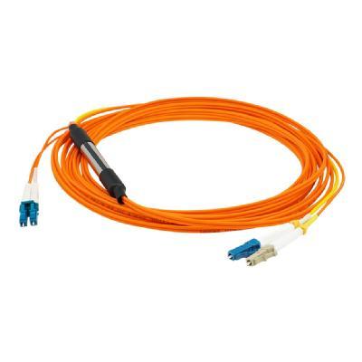 AddOn 1m LC OM2 & OS1 Orange Mode Conditioning Cable - mode conditioning cable - 1 m - orange  CABL