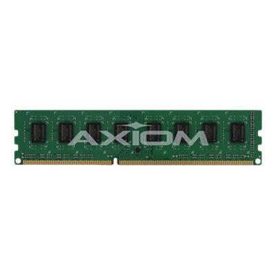 Axiom AX - DDR3L - 4 GB - DIMM 240-pin - unbuffered 40