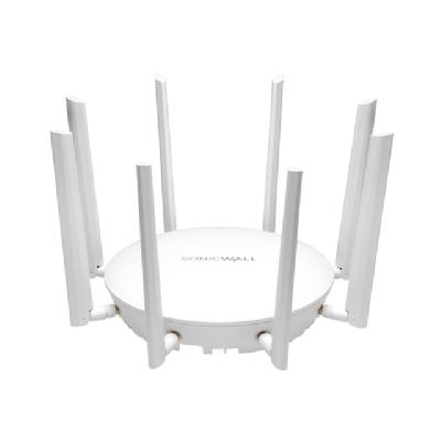 SonicWall SonicWave 432e - wireless access point - with 3 years Activation and 24x7 Support (United States)  WRLS