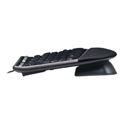 Microsoft Natural Ergonomic Keyboard 4000 - keyboard - French Canadian (French) FRENCH
