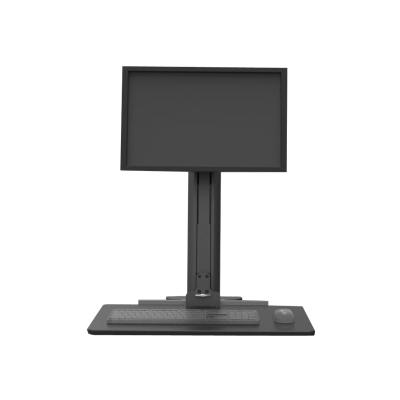 Compulocks Sit Stand Single Monitor Workstation VESA - mounting kit NACCS