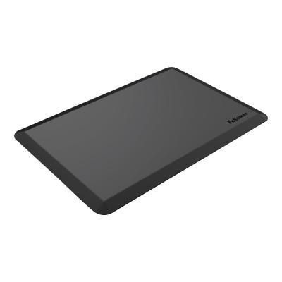 Fellowes Wellness - tapis de sol - 91.4 x 61 cm - noir  ACCS